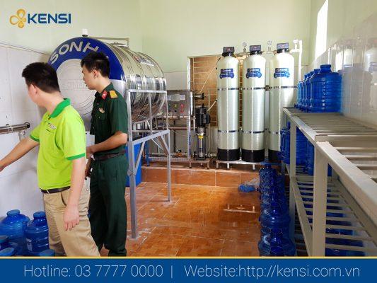 Vì sao phải lắp đặt hệ thống lọc nước công nghiệp