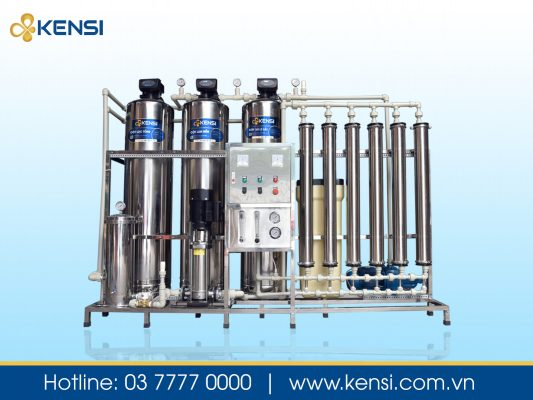 Hệ thống lọc nước Kensi - Chuyên gia lọc nước sạch cho doanh nghiệp