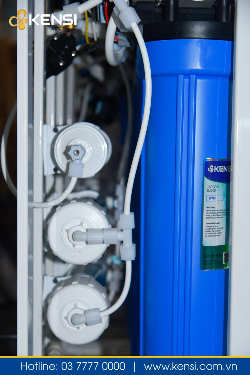Hệ thống máy lọc nước bán công nghiệp 100LH