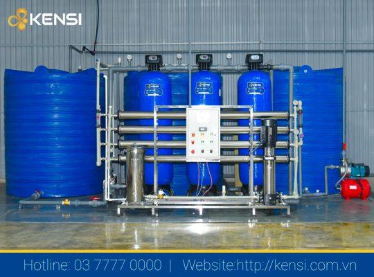Hệ thống lọc nước Tekcom