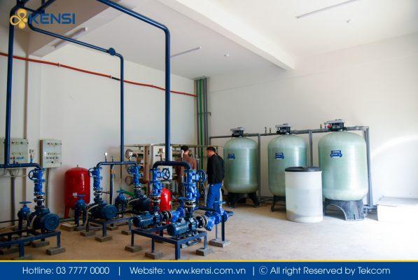 Hệ thống lọc nước công nghiệp 8000LH
