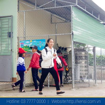 Hệ thống lọc nước công nghiệp RO cho trường học