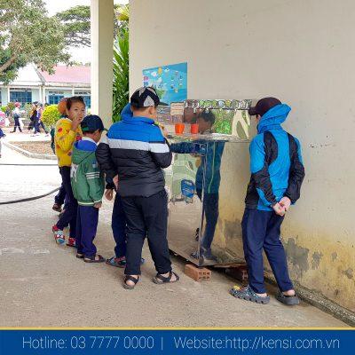 Hệ thống lọc nước công nghiệp cho trường học