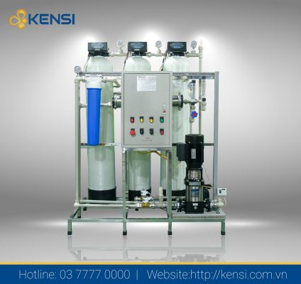 Máy lọc nước 150LH công nghệ lọc RO