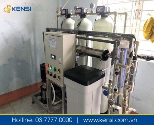 Hệ thống lọc nước công nghiêp