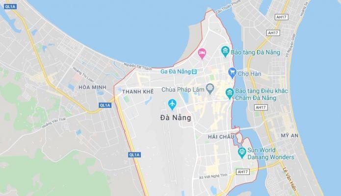 Hệ thống lọc nước công nghiệp tại Đà Nẵng