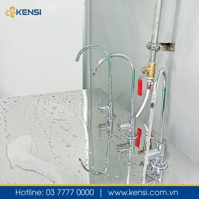 Nước sau lọc có thể sử dụng ăn uống sinh hoạt an toàn