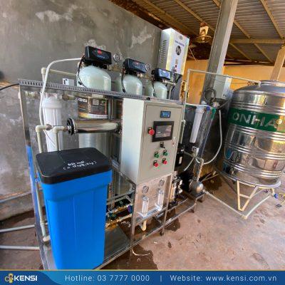 Hệ thống lọc RO công nghiệp